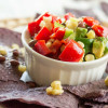 Fresh Sweet Corn Salsa