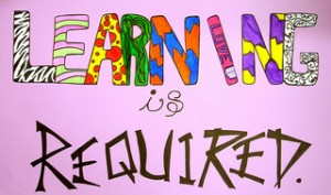 Learning- No Diets Allowed