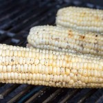 easy grilled corn on the cob- No Diets Allowed