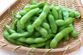 edamame- no diets allowed