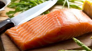salmon- No Diets Allowed
