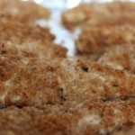 Crunchy Parmesan Chicken Tenders- No Diets Allowed