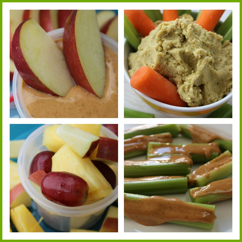 Healthy Ideas for Kid Lunches!