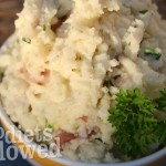 Mashed Potato with Cauliflower- No Diets Allowed
