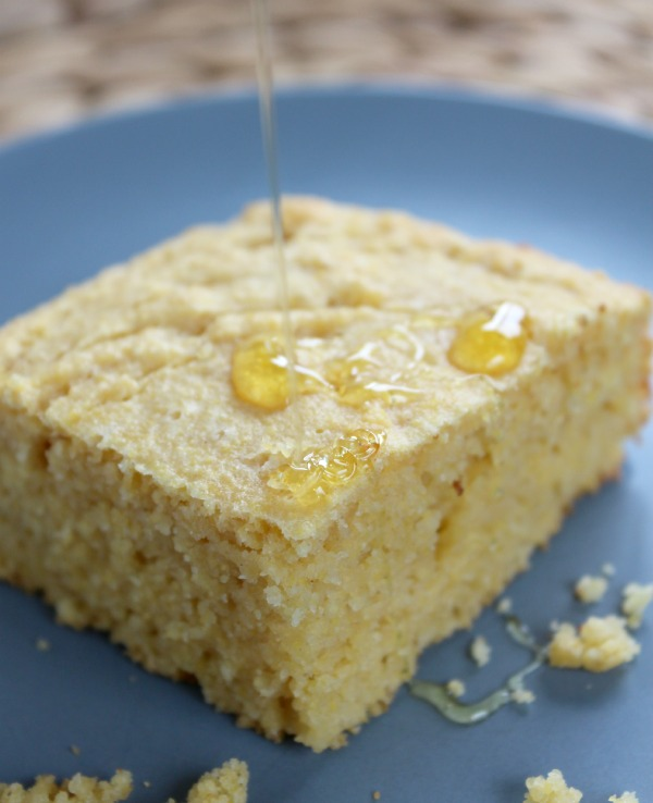 Plain Yogurt Cornbread