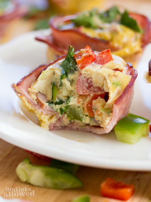 breakfast quiche - No Diets Allowed