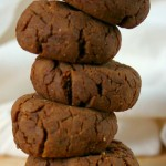 Flourless Chocolate Cookies- No Diets Allowed