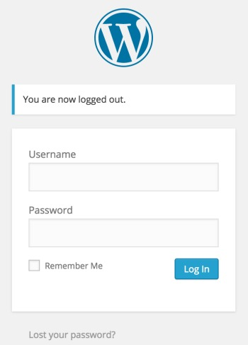 wordpress login - No Diets Allowed