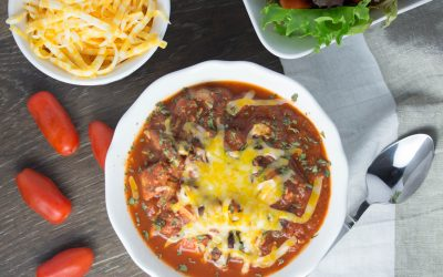 Easy Leftover Turkey Chili Recipe