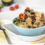 recipes for quinoa salad- No Diets Allowed