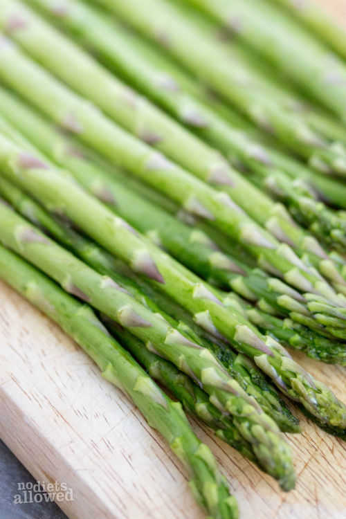 best asparagus recipe - No Diets Allowed