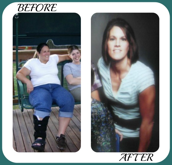 Carla's Weight Loss Success Story Collage- No Diets Allowed