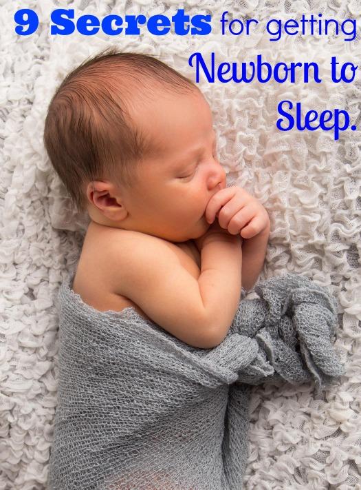 Baby sleep - No Diets Allowed