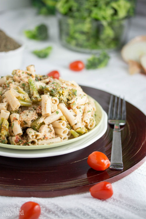 chicken and broccoli pasta recipes - No Diets Allowed