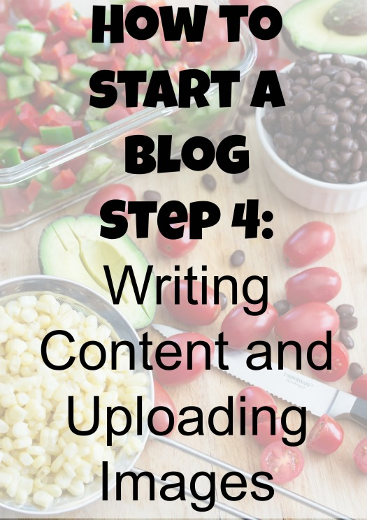how start a blog- No Diets Allowed