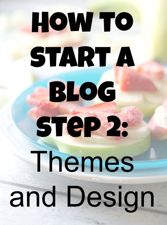 where to start a blog - No Diets Allowed