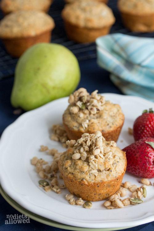 apple muffin recipe - No Diets Allowed