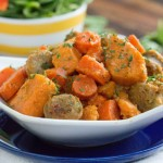 sausage stew recipe - No Diets Allowed