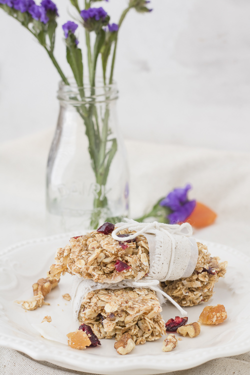Granola Bars Gluten Free - No Diets Allowed #Food #Foodie #Granola