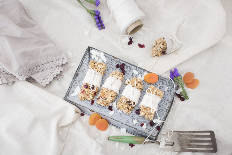 Gluten Free Granola Bars - No Diets Allowed #Food #Foodie #Granola