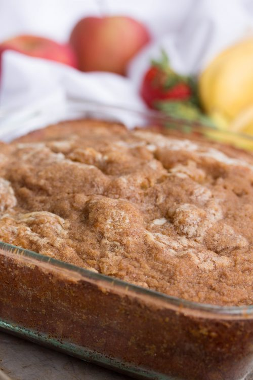 Coffee Cake Recipe - No Diets Allowed