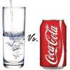 Water vs. Coke