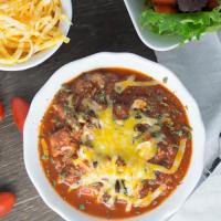 Easy Leftover Turkey Chili Recipe