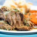 Slow Cooker Beef Roast - No Diets Allowed