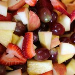 Fresh Fruit Salad- No Diets Allowed