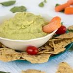 Edamame Hummus - No Diets Allowed