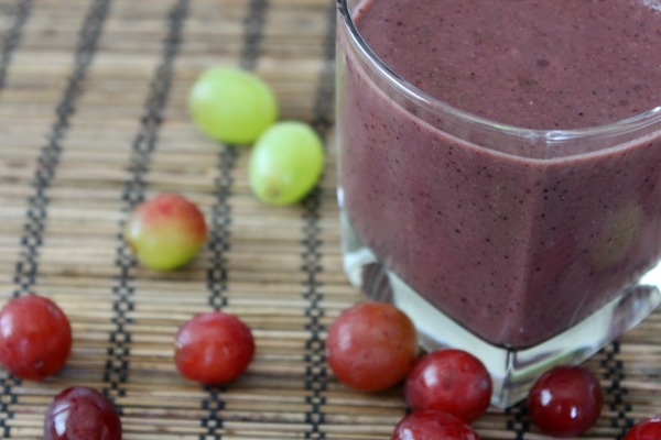Grape Berry-licious Smoothie