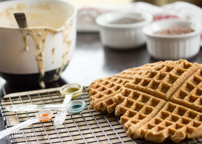 multigrain waffles- No Diets Allowed (1 of 1)