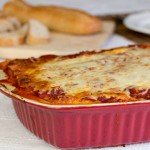 turkey lasagna recipe - No Diets Allowed