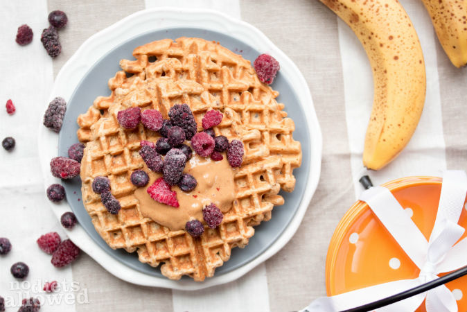 waffle recipe easy- No Diets Allowed (1 of 1)