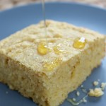 Plain Yogurt Cornbread- No Diets Allowed