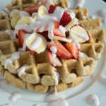 gluten free waffles recipe - No Diets Allowed