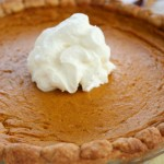 Healthy Pumpkin Pie - No Diets Allowed