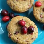 cranberry orange muffins- No Diets Allowed
