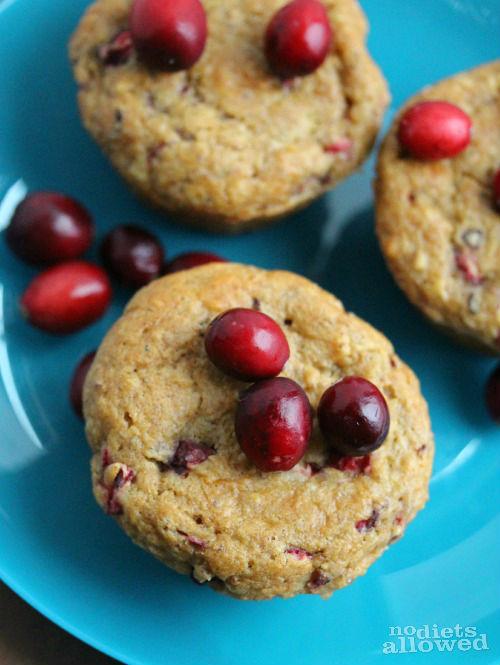 Studio 5 – Breakfast Quiches and Cranberry Orange Muffins!