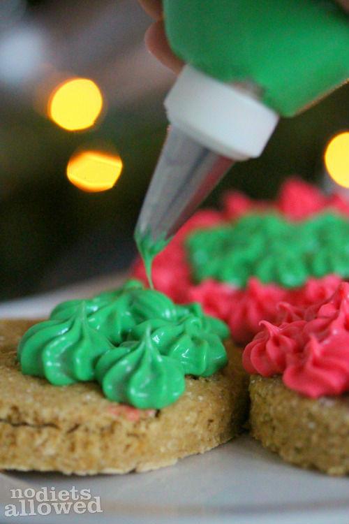 gluten free sugar cookies- No Diets Allowed