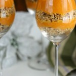 pumpkin parfait recipe- No Diets Allowed