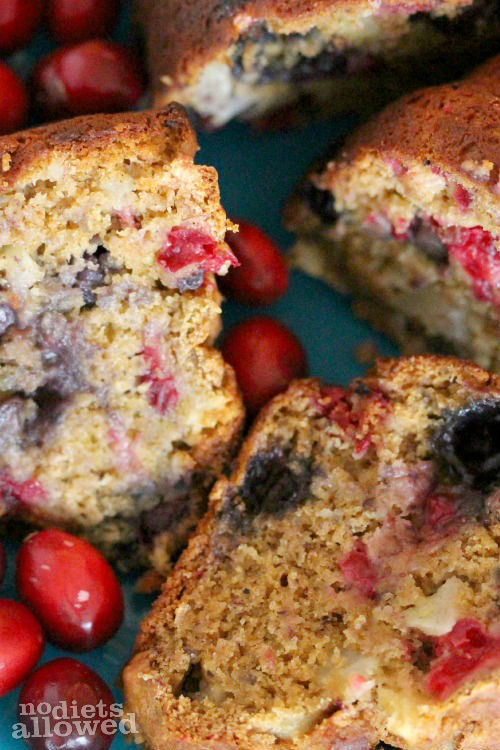 recipe for fruit cake- No Diets Allowed
