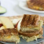 grilled tuna melt recipe - No Diets Allowed