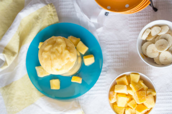 jamba juice mango smoothie recipe- No Diets Allowed