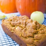 Pumpkin Apple Bread Recipe - No Diets Allowed