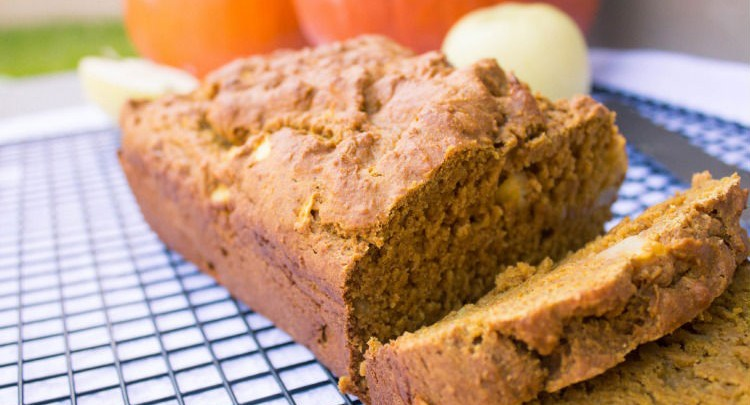 moist pumpkin bread - No Diets Allowed