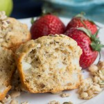 apple muffin recipes - No Diets Allowed