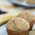 recipe for zucchini muffins - No Diets Allowed