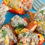 stuffed bell pepper recipes - No Diets Allowed