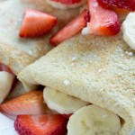 basic crepes recipe - No Diets Allowed